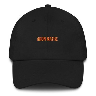 Aron Mathe Hat Simple Color / Black Limited Edition