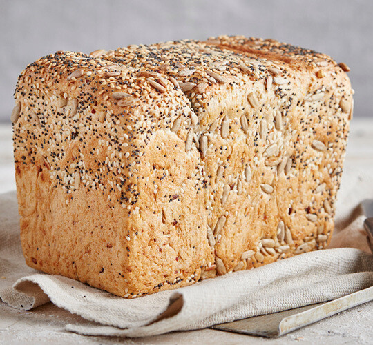 WHOLEMEAL GRAIN LOAF
