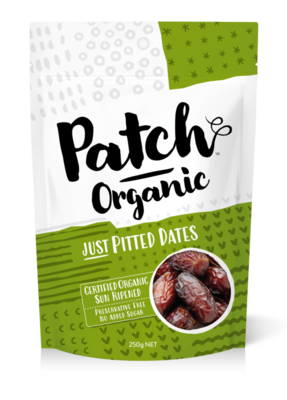 DATES PATCH PITTED ORGANIC 250G