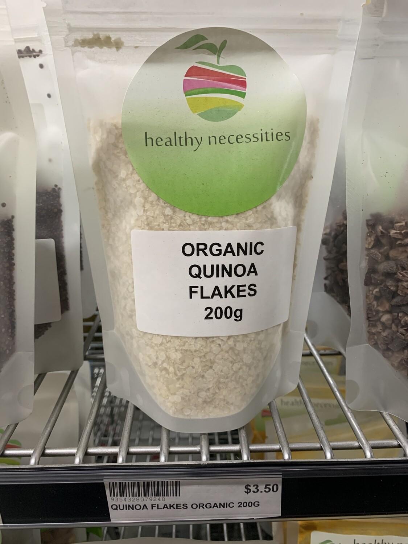 HN QUINOA FLAKES ORGANIC 200G