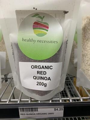 HN QUINOA RED ORGANIC 200G