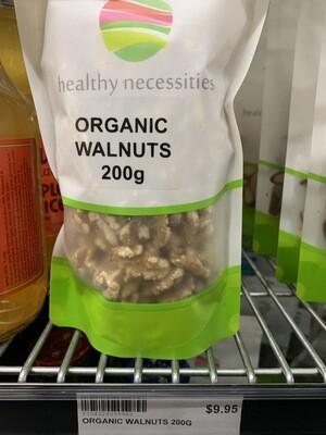 HN NUTS - WALNUTS ORGANIC 200G