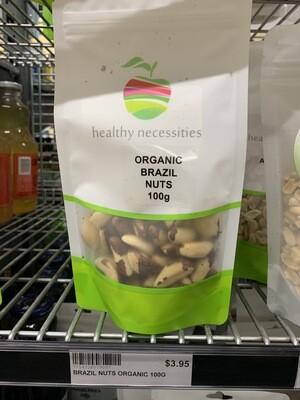 HN NUTS - BRAZIL NUTS  100G