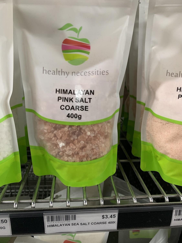 HN SALT - HIMALAYAN PINK SALT COURSE 400G