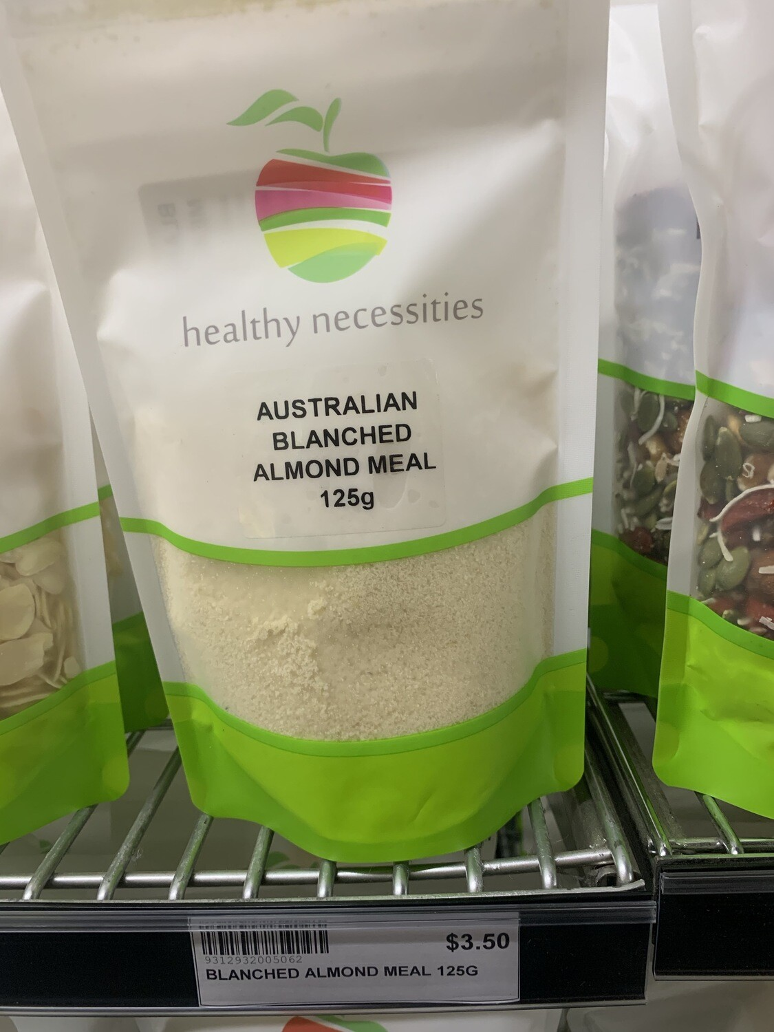 HN ALMOND MEAL BLANCHED 400g