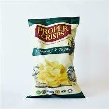 PROPER CRISPS ROSEMARY AND THYME*