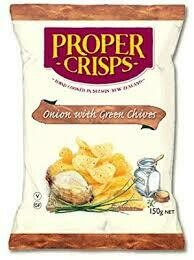 PROPER CRISPS ONION WITH GREEN CHIVES*