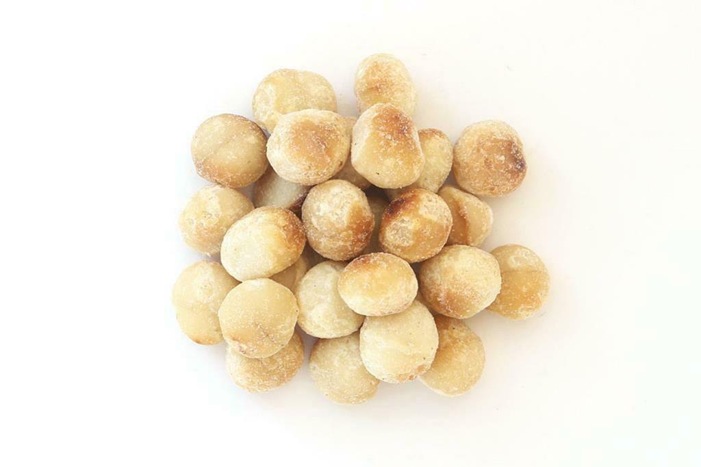 OV MACADAMIA NUTS SALTED 100G