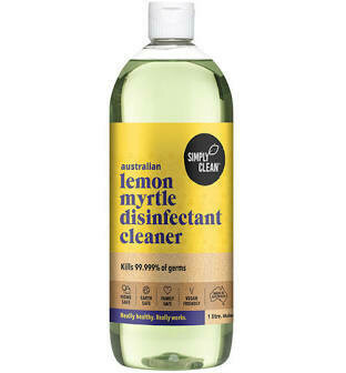 DISINFECTANT CLEANER LEMON MYRTLE* 1L