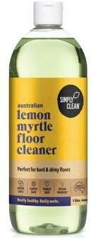FLOOR CLEANER LEMON MYRTLE* 1L