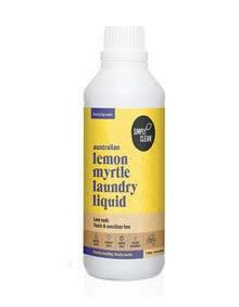 LAUNDRY LIQUID LEMON MYRTLE* 1L