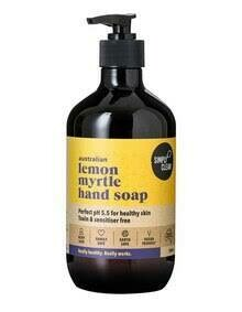 HAND SOAP LEMON MYRTLE* 500ml