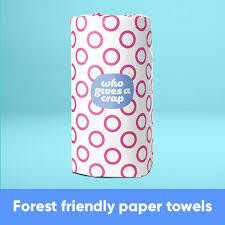 BAMBOO PAPER TOWEL ROLL*  120 SHEETS