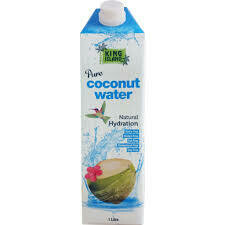 KING ISLAND COCONUT WATER 1L
