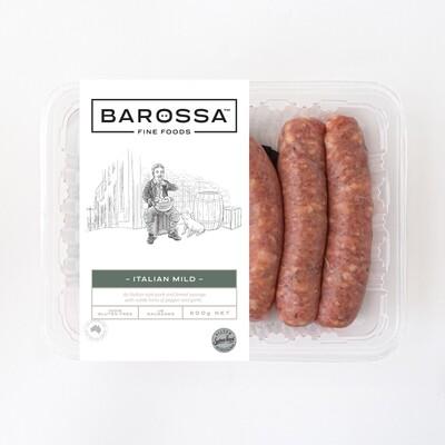 BAROSSA FINE FOODS - ITALIAN MILD SAUSAGES