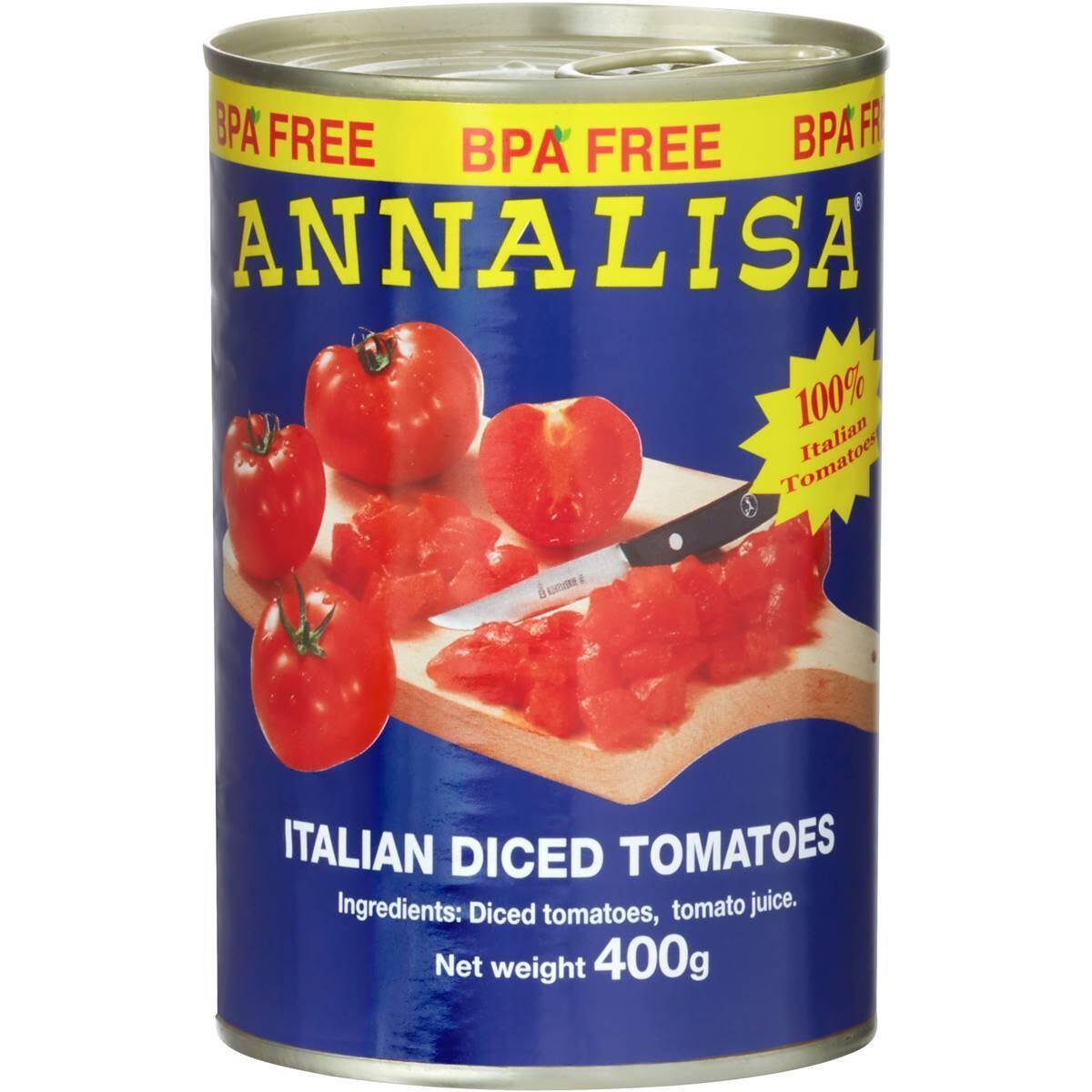 ANNALISA DICED TOMATO