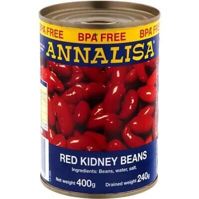 ANNALISA RED KIDNEY BEANS