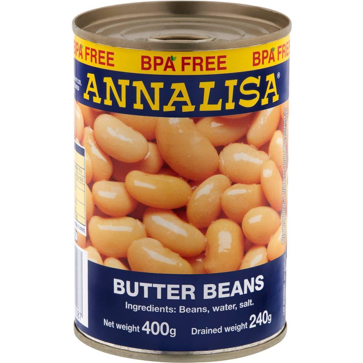 ANNALISA BUTTER BEANS