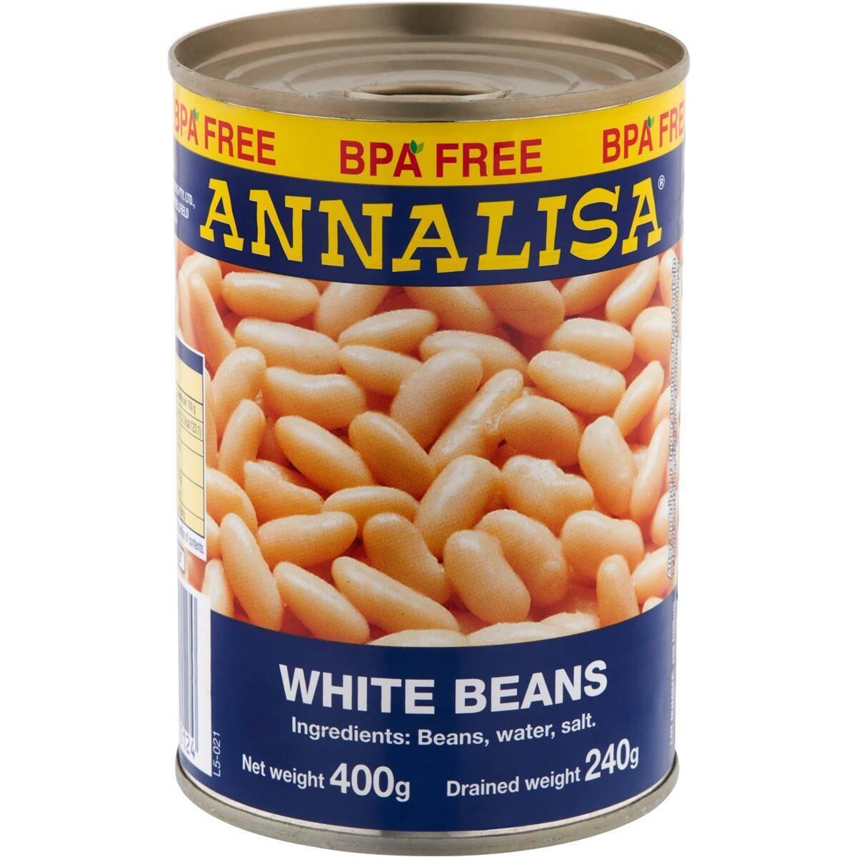 ANNALISA WHITE BEANS