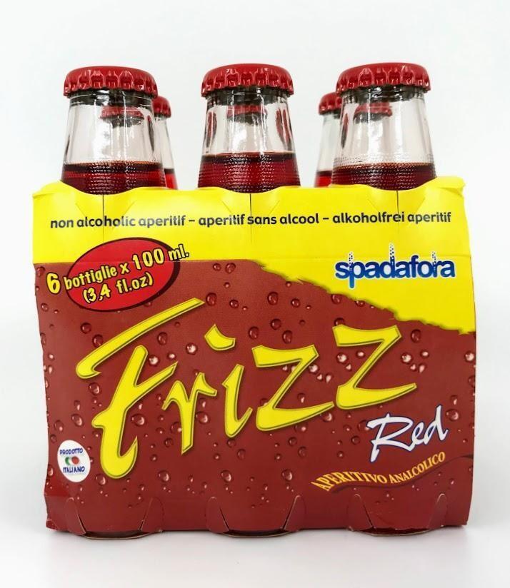 FRIZZ RED 6X200ML
