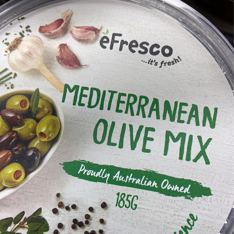 AUSFRESH ANTIPASTO - MEDITERRANEAN OLIVE MIX