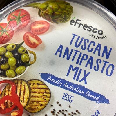 AUSFRESH ANTIPASTO - TUSCAN ANTIPASTO MIX
