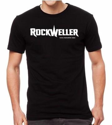 RockWeller Logo Tee