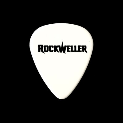 RockWeller Guitar Pick (Hard)