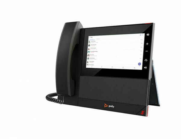 Poly CCX 600 Microsoft Teams Phone with handset PoE
