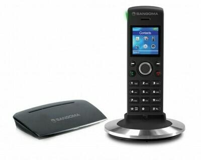 Sangoma DC201 Wireless DECT Phone (PHON-DC201N)