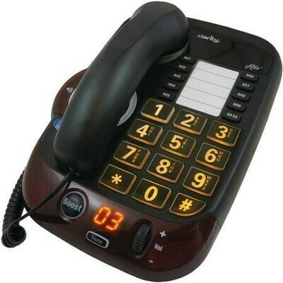 Clarity Alto Standard Amplified Corded Phone