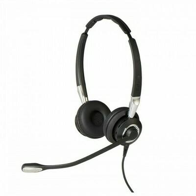 Jabra BIZ 2400 II DQ Duo NC WB Corded Headset