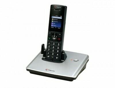 Polycom VVX D60 Base Station with wireless Handset (PoE)