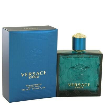 Versace Eros Eau de Toilette 3.4oz by Versace