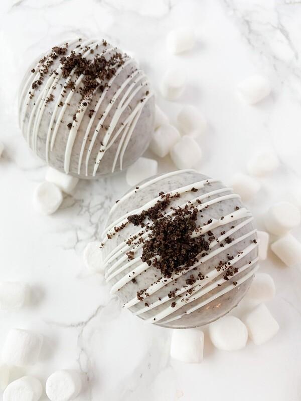 Cookies N Cream Hot Cocoa Bomb