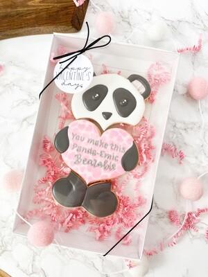You Make This Panda-Emic Bearable
