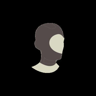Máscara Abierta