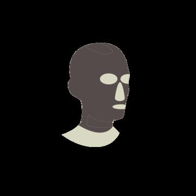 Máscara Cerrada