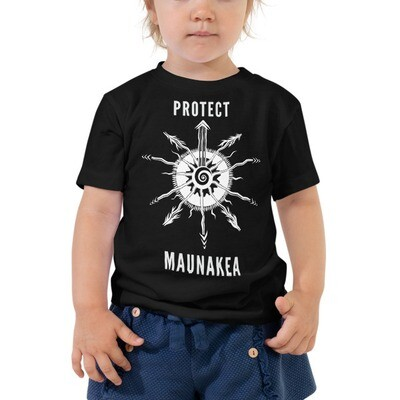 Protect Maunakea Toddler T-Shirt