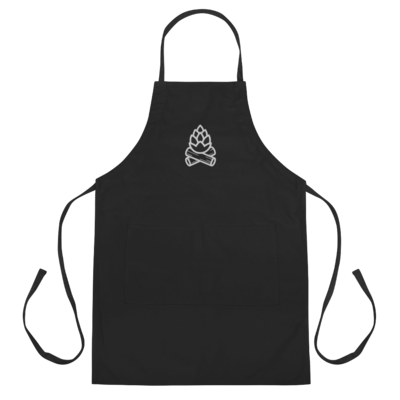 Hopfire Embroidered Apron