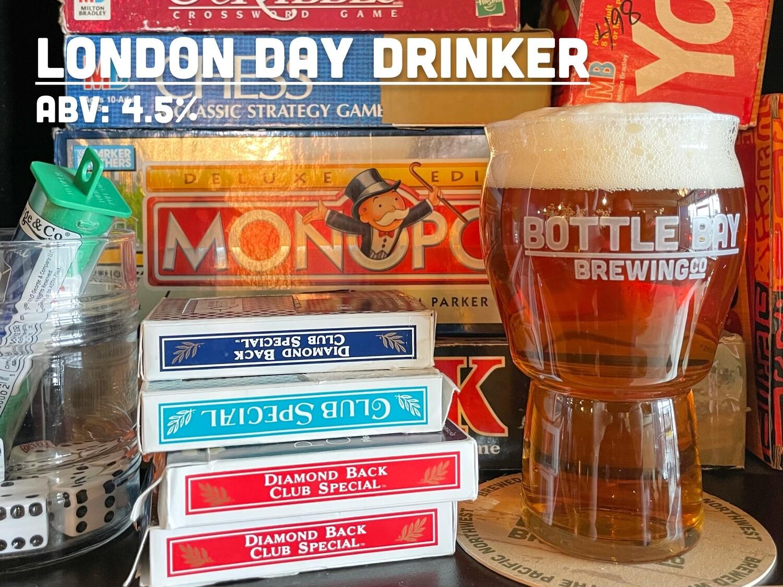 LONDON DAY DRINKER