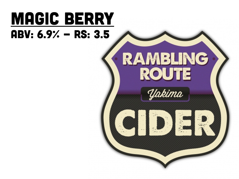 RAMBLING ROUTE - MAGIC BERRY
