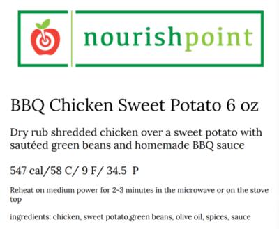 BBQ Potato 6 Oz
