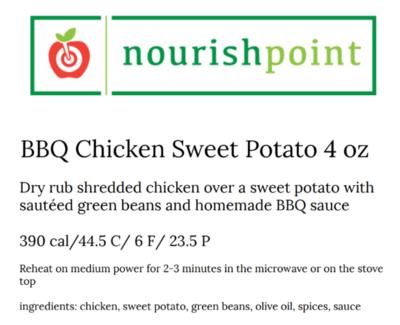 BBQ Potato 4 Oz