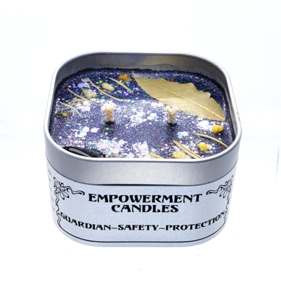 Guardian ~ Safety ~ Protection Candle
