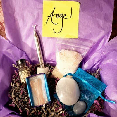Angel Crystal Care Package