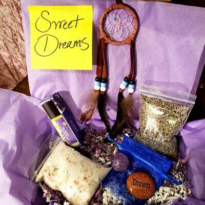 Sweet Dreams Crystal Care Package