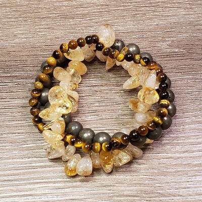 Abundance Bracelet Set