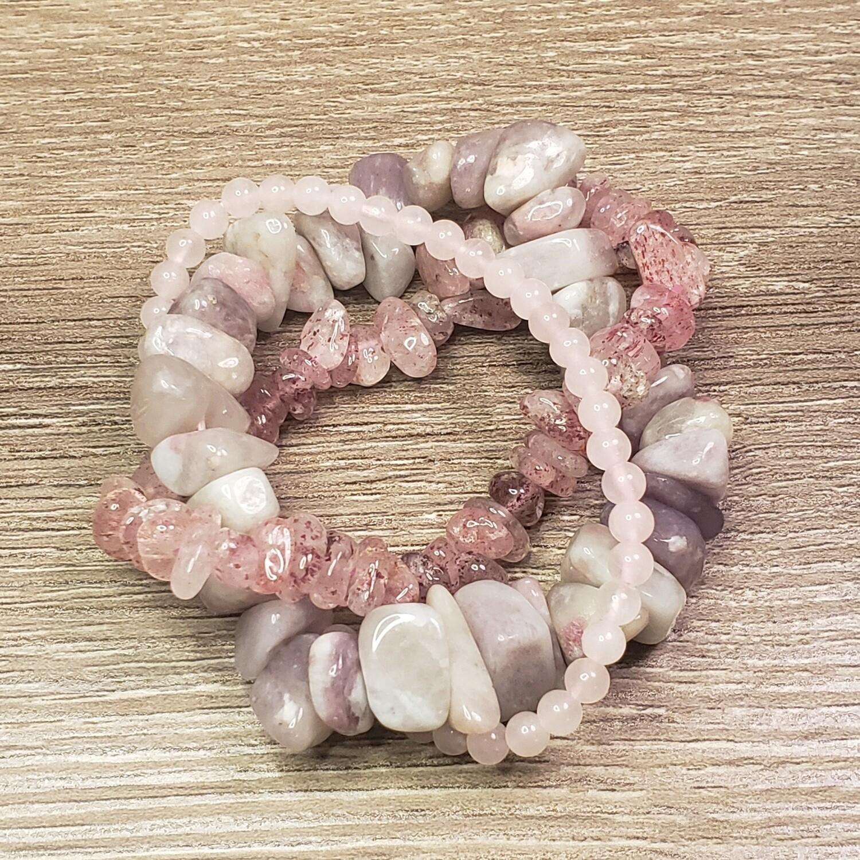 All Is Love Bracelet Set