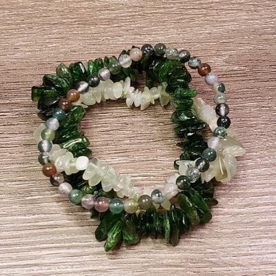 Health and Healing Bracelet Set